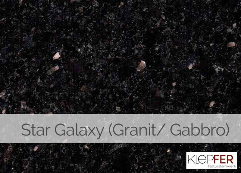 Black Star Galaxy